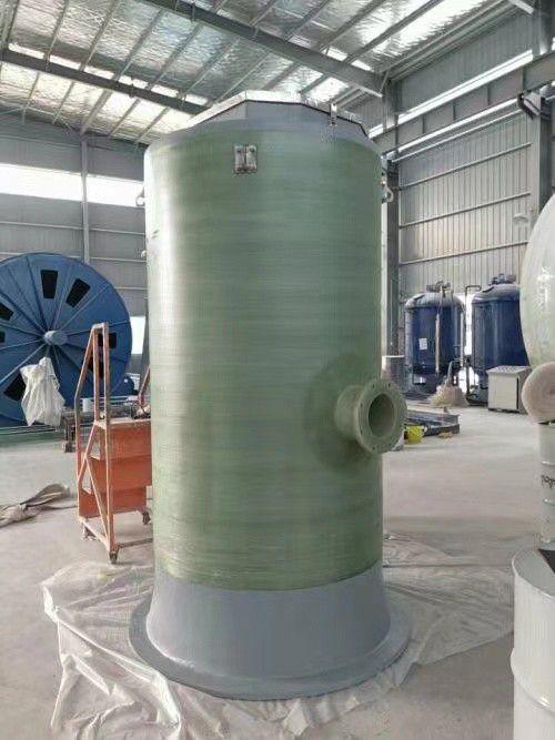 锡林郭勒盟一体化泵站