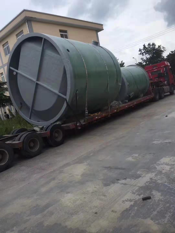 锡林郭勒盟一体化泵房