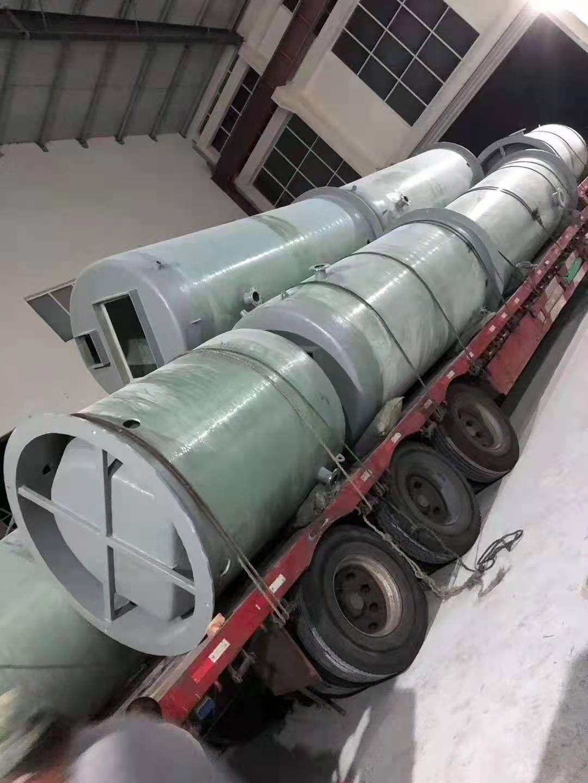 锡林郭勒盟一体化预制泵站
