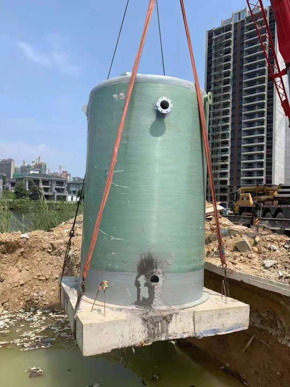 锡林郭勒盟一体化灌溉泵站